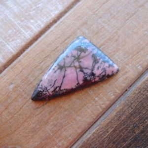 Shop Rhodonite Cabochons! Rhodonite cabochon 50x28mm | Natural genuine stones & crystals in various shapes & sizes. Buy raw cut, tumbled, or polished gemstones for making jewelry or crystal healing energy vibration raising reiki stones. #crystals #gemstones #crystalhealing #crystalsandgemstones #energyhealing #affiliate #ad