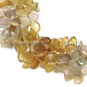 Yellow Sapphire Flat Table Beads, Yellow Sapphire Beads, Yellow Sapphire Flat Beads, Yellow Sapphire Table Cut Bead, Beads For JewelryMaking | Natural genuine beads Array beads for beading and jewelry making.  #jewelry #beads #beadedjewelry #diyjewelry #jewelrymaking #beadstore #beading #affiliate #ad