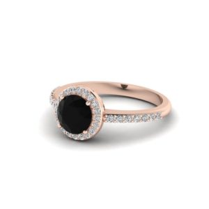 14k Filigree Black Onyx Ring Rose Gold Black Onyx Engagement Ring Black Stone Ring Vintage Art Deco Black Ring Unique Promise Ring For Her | Natural genuine Array rings, simple unique alternative gemstone engagement rings. #rings #jewelry #bridal #wedding #jewelryaccessories #engagementrings #weddingideas #affiliate #ad