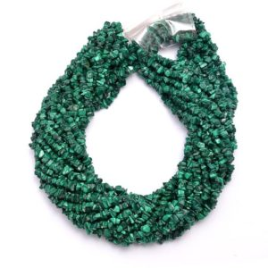 Shop Malachite Chip & Nugget Beads! 34 Inches Long Malachite Raw Beads, Natural Malachite Uncut Beads, Aa Quality, 4 Mm – 6 Mm, Christmas Gift For Her, Jewelry Making | Natural genuine chip Malachite beads for beading and jewelry making.  #jewelry #beads #beadedjewelry #diyjewelry #jewelrymaking #beadstore #beading #affiliate #ad