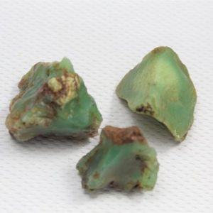 Shop Raw & Rough Chrysoprase Stones! 3pcs Lot Rare Raw Chrysoprase Stone Green Chrysoprase Natural Chrysoprase Healing Crystals And Stones Untreated Apple Green Chrysoprase K27 | Natural genuine stones & crystals in various shapes & sizes. Buy raw cut, tumbled, or polished gemstones for making jewelry or crystal healing energy vibration raising reiki stones. #crystals #gemstones #crystalhealing #crystalsandgemstones #energyhealing #affiliate #ad