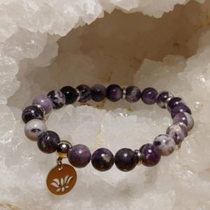 Shop Sugilite Bracelets! 8mm sugilite bracelet | Natural genuine Sugilite bracelets. Buy crystal jewelry, handmade handcrafted artisan jewelry for women.  Unique handmade gift ideas. #jewelry #beadedbracelets #beadedjewelry #gift #shopping #handmadejewelry #fashion #style #product #bracelets #affiliate #ad