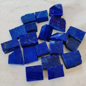 Shop Raw & Rough Lapis Lazuli Stones! AAA Quality 25 PC LOT Lapis Lazuli Raw Stone, Lapis  Crystal, Natural Lapis  Gemstone, Healing Crystal Raw,8×10, 10×12, 15x,20 Mm Size | Natural genuine stones & crystals in various shapes & sizes. Buy raw cut, tumbled, or polished gemstones for making jewelry or crystal healing energy vibration raising reiki stones. #crystals #gemstones #crystalhealing #crystalsandgemstones #energyhealing #affiliate #ad