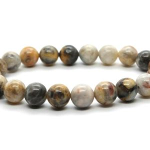 Shop Earth Stone Bracelets! Crazy Lace Agate Bracelet, Agate Bracelet 10 mm, Agate Crystals, Minerals, Agate Stone, Gift Bracelet Agate, Crazy Lace Bracelet, Gemstones | Natural genuine Mookaite Jasper bracelets. Buy crystal jewelry, handmade handcrafted artisan jewelry for women.  Unique handmade gift ideas. #jewelry #beadedbracelets #beadedjewelry #gift #shopping #handmadejewelry #fashion #style #product #bracelets #affiliate #ad