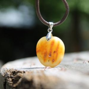 Shop Amber Pendants! Amber Pendant Charm, Amber Necklace, Baltic Amber, Gift for her, Gift for him, Amber Jewelry Amulet Gift  Natural Jewelry Nordic Amber Stone | Natural genuine Amber pendants. Buy crystal jewelry, handmade handcrafted artisan jewelry for women.  Unique handmade gift ideas. #jewelry #beadedpendants #beadedjewelry #gift #shopping #handmadejewelry #fashion #style #product #pendants #affiliate #ad