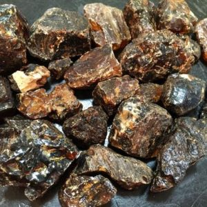 Shop Raw & Rough Amber Stones! Raw Amber Stone – Black Amber – Healing Crystals And Stones – Raw Stones – Amber Crystal – Raw Amber – Warmth, Health, And Well-being | Natural genuine stones & crystals in various shapes & sizes. Buy raw cut, tumbled, or polished gemstones for making jewelry or crystal healing energy vibration raising reiki stones. #crystals #gemstones #crystalhealing #crystalsandgemstones #energyhealing #affiliate #ad
