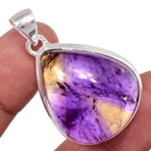 Shop Ametrine Pendants! ametrine pendant – ametrine crystal – ametrine necklace – amethyst and citrine – ametrine stone – ametrine – healing crystals and stones 187   Natural genuine Ametrine pendants. Buy crystal jewelry, handmade handcrafted artisan jewelry for women.  Unique handmade gift ideas. #jewelry #beadedpendants #beadedjewelry #gift #shopping #handmadejewelry #fashion #style #product #pendants #affiliate #ad