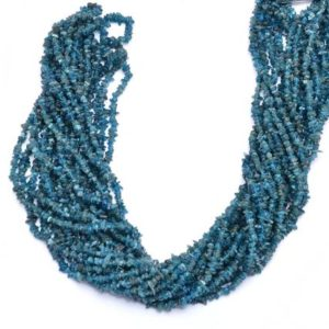Shop Apatite Chip & Nugget Beads! Natural Neon Apatite Gemstone Uncut Chips 3mm-4mm Beads   34inch Strand   Jewelry Making Supplies   Apatite Semi Precious Gemstone Nuggets     Natural genuine chip Apatite beads for beading and jewelry making.  #jewelry #beads #beadedjewelry #diyjewelry #jewelrymaking #beadstore #beading #affiliate #ad