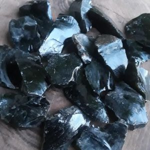 Shop Raw & Rough Obsidian Stones! Black Obsidian Raw Pieces – Natural – Rough – Healing Crystals | Natural genuine stones & crystals in various shapes & sizes. Buy raw cut, tumbled, or polished gemstones for making jewelry or crystal healing energy vibration raising reiki stones. #crystals #gemstones #crystalhealing #crystalsandgemstones #energyhealing #affiliate #ad