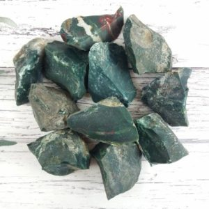 Shop Raw & Rough Bloodstone Stones! Bloodstone Mineral Specimen, Reiki Infused Heliotrope Natural Stones | Natural genuine stones & crystals in various shapes & sizes. Buy raw cut, tumbled, or polished gemstones for making jewelry or crystal healing energy vibration raising reiki stones. #crystals #gemstones #crystalhealing #crystalsandgemstones #energyhealing #affiliate #ad