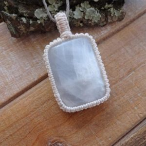 Shop Calcite Necklaces! Ice Blue Calcite necklace / Chakra calming healing stones | Natural genuine Calcite necklaces. Buy crystal jewelry, handmade handcrafted artisan jewelry for women.  Unique handmade gift ideas. #jewelry #beadednecklaces #beadedjewelry #gift #shopping #handmadejewelry #fashion #style #product #necklaces #affiliate #ad