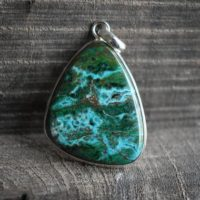 Natural Chrysocolla Druzy Pendant, 925 Silver Pendant, high Quality Chrysocolla Pendant, chrysocolla Pendant, gemstone Pendant, unique Shape   Natural genuine Gemstone jewelry. Buy crystal jewelry, handmade handcrafted artisan jewelry for women.  Unique handmade gift ideas. #jewelry #beadedjewelry #beadedjewelry #gift #shopping #handmadejewelry #fashion #style #product #jewelry #affiliate #ad