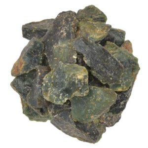 Shop Raw & Rough Serpentine Stones! Digging Dolls: 2 lbs of Light Green Serpentine Rough Stones from India – Reiki | Natural genuine stones & crystals in various shapes & sizes. Buy raw cut, tumbled, or polished gemstones for making jewelry or crystal healing energy vibration raising reiki stones. #crystals #gemstones #crystalhealing #crystalsandgemstones #energyhealing #affiliate #ad