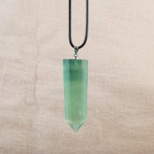 Shop Fluorite Pendants! Rainbow Fluorite Healing Crystal Necklace,Green Fluorite Hexagon Point Pendant Necklace for Women Men,Natural Stone Calm Protection Necklace | Natural genuine Fluorite pendants. Buy crystal jewelry, handmade handcrafted artisan jewelry for women.  Unique handmade gift ideas. #jewelry #beadedpendants #beadedjewelry #gift #shopping #handmadejewelry #fashion #style #product #pendants #affiliate #ad