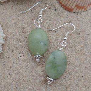 Shop Serpentine Jewelry! Green Earrings – Gemstone Earrings – Serpentine Earrings – Gemstone Jewelry – Serpentine Jewelry – Nature Earrings -quiet Day | Natural genuine Serpentine jewelry. Buy crystal jewelry, handmade handcrafted artisan jewelry for women.  Unique handmade gift ideas. #jewelry #beadedjewelry #beadedjewelry #gift #shopping #handmadejewelry #fashion #style #product #jewelry #affiliate #ad