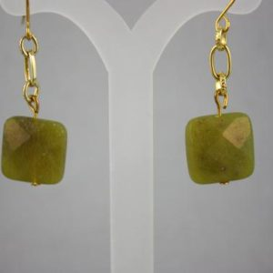 Shop Serpentine Earrings! Green serpentine earrings; earrings; serpentine earrings; green earrings; handmade jewelry | Natural genuine Serpentine earrings. Buy crystal jewelry, handmade handcrafted artisan jewelry for women.  Unique handmade gift ideas. #jewelry #beadedearrings #beadedjewelry #gift #shopping #handmadejewelry #fashion #style #product #earrings #affiliate #ad