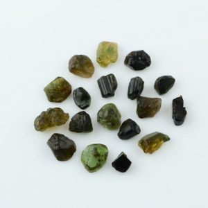 Shop Green Tourmaline Stones & Crystals! Natural Tourmaline Rough, 69.58 Carat Green Tourmaline Rough, Precious Stone, Untreated Raw Tourmaline, Aaa+ Quality Tourmaline Rock Mix Lot | Natural genuine stones & crystals in various shapes & sizes. Buy raw cut, tumbled, or polished gemstones for making jewelry or crystal healing energy vibration raising reiki stones. #crystals #gemstones #crystalhealing #crystalsandgemstones #energyhealing #affiliate #ad