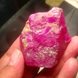 Shop Raw & Rough Ruby Stones! Hunza Ruby (Raw) 100 % Original | Natural genuine stones & crystals in various shapes & sizes. Buy raw cut, tumbled, or polished gemstones for making jewelry or crystal healing energy vibration raising reiki stones. #crystals #gemstones #crystalhealing #crystalsandgemstones #energyhealing #affiliate #ad