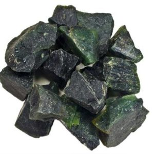 Shop Raw & Rough Serpentine Stones! Hypnotic Gems: 3 lbs Wholesale Deep Green Serpentine Rough Stones – Tumbling, Tumbler Rocks | Natural genuine stones & crystals in various shapes & sizes. Buy raw cut, tumbled, or polished gemstones for making jewelry or crystal healing energy vibration raising reiki stones. #crystals #gemstones #crystalhealing #crystalsandgemstones #energyhealing #affiliate #ad