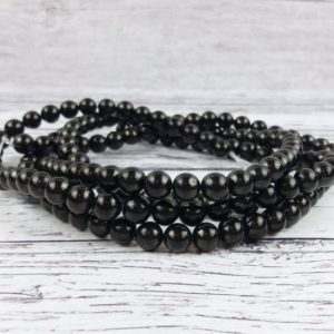 Shop Jet Beads! Jet Gemstone Beads, Reiki Infused Black Beads, A Extra Grade Crystal Beads   Natural genuine other-shape Jet beads for beading and jewelry making.  #jewelry #beads #beadedjewelry #diyjewelry #jewelrymaking #beadstore #beading #affiliate #ad