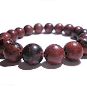 Shop Mahogany Obsidian Bracelets! Mahogany Obsidian Bracelet,Obsidian Bracelet,Releases hidden energy,Heals negative energy,Fell confident in your skills,10mm Beads,Mahogany   Natural genuine Mahogany Obsidian bracelets. Buy crystal jewelry, handmade handcrafted artisan jewelry for women.  Unique handmade gift ideas. #jewelry #beadedbracelets #beadedjewelry #gift #shopping #handmadejewelry #fashion #style #product #bracelets #affiliate #ad