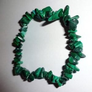 Natural Malachite Crystal Healing Chip Gemstone Energy Stretch Bracelet – All Gems Are 100% Natural Aa Quality | Natural genuine Gemstone bracelets. Buy crystal jewelry, handmade handcrafted artisan jewelry for women.  Unique handmade gift ideas. #jewelry #beadedbracelets #beadedjewelry #gift #shopping #handmadejewelry #fashion #style #product #bracelets #affiliate #ad