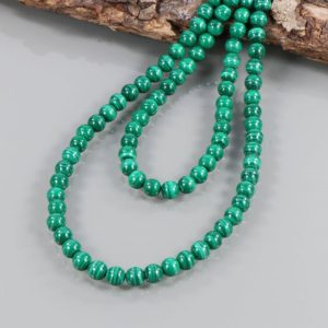 Shop Malachite Necklaces! Malachite Necklace Sterling Silver Beads Gemstone Jewelry Tow Line strands Necklace Birthday Gift Sale Anniversary Wedding Necklaces Gift | Natural genuine Malachite necklaces. Buy handcrafted artisan wedding jewelry.  Unique handmade bridal jewelry gift ideas. #jewelry #beadednecklaces #gift #crystaljewelry #shopping #handmadejewelry #wedding #bridal #necklaces #affiliate #ad