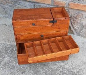 Shop Men's Jewelry Boxes! Men's valet box , man's jewelry box , box for pocket knives , handmade in Italy | Shop jewelry making and beading supplies, tools & findings for DIY jewelry making and crafts. #jewelrymaking #diyjewelry #jewelrycrafts #jewelrysupplies #beading #affiliate #ad
