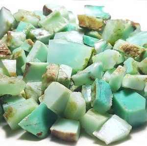 Shop Raw & Rough Chrysoprase Stones! Natural Chrysoprase Rough Gemstone, Chrysoprase Raw Material For Ring, earing And Jewelry Making Stone, chrysoprase Rough For Vintage Jewelry. | Natural genuine stones & crystals in various shapes & sizes. Buy raw cut, tumbled, or polished gemstones for making jewelry or crystal healing energy vibration raising reiki stones. #crystals #gemstones #crystalhealing #crystalsandgemstones #energyhealing #affiliate #ad