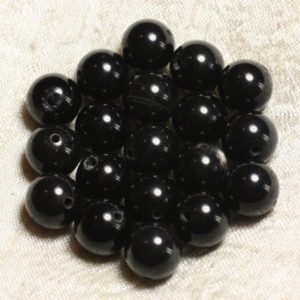Shop Obsidian Bead Shapes! 4pc – stone beads – black obsidian and balls 12mm 4558550039002 | Natural genuine other-shape Obsidian beads for beading and jewelry making.  #jewelry #beads #beadedjewelry #diyjewelry #jewelrymaking #beadstore #beading #affiliate #ad