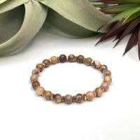 Genuine Natural Petrified Wood Bracelet – Fossilized Wood – Grounding Bracelets – Gemstone Bracelets – Healing Crystals – Chakra Healing | Natural genuine Gemstone jewelry. Buy crystal jewelry, handmade handcrafted artisan jewelry for women.  Unique handmade gift ideas. #jewelry #beadedjewelry #beadedjewelry #gift #shopping #handmadejewelry #fashion #style #product #jewelry #affiliate #ad