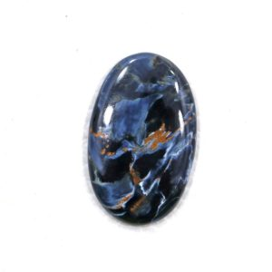 Shop Pietersite Stones & Crystals! Beautiful Pietersite Gemstone For Silver Jewelry 19*30 MM Oval Shape Pietersite 20.55 Cts Stormy Look Eagle Eye Gemstone Flat Back Cabochon | Natural genuine stones & crystals in various shapes & sizes. Buy raw cut, tumbled, or polished gemstones for making jewelry or crystal healing energy vibration raising reiki stones. #crystals #gemstones #crystalhealing #crystalsandgemstones #energyhealing #affiliate #ad