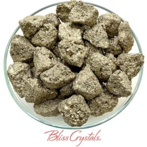 Shop Raw & Rough Pyrite Stones! 1 PYRITE Cluster Rough Nugget Stone #PR12 | Natural genuine stones & crystals in various shapes & sizes. Buy raw cut, tumbled, or polished gemstones for making jewelry or crystal healing energy vibration raising reiki stones. #crystals #gemstones #crystalhealing #crystalsandgemstones #energyhealing #affiliate #ad