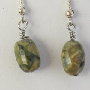 Shop Rainforest Jasper Earrings! Rainforest Jasper Bead | Natural genuine Rainforest Jasper earrings. Buy crystal jewelry, handmade handcrafted artisan jewelry for women.  Unique handmade gift ideas. #jewelry #beadedearrings #beadedjewelry #gift #shopping #handmadejewelry #fashion #style #product #earrings #affiliate #ad