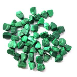 Shop Raw & Rough Malachite Stones! Rare Collection 50 Pieces Natural Gorgeous Malachite Rough,Loose Green Gemstone,Size 6-8 MM Stone Making Jewelry,Calming Malachite Wholesale | Natural genuine stones & crystals in various shapes & sizes. Buy raw cut, tumbled, or polished gemstones for making jewelry or crystal healing energy vibration raising reiki stones. #crystals #gemstones #crystalhealing #crystalsandgemstones #energyhealing #affiliate #ad