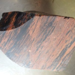 Shop Raw & Rough Mahogany Obsidian Stones! rare Mahogany obsidian slab lapidary chunk 1.5 lbs | Natural genuine stones & crystals in various shapes & sizes. Buy raw cut, tumbled, or polished gemstones for making jewelry or crystal healing energy vibration raising reiki stones. #crystals #gemstones #crystalhealing #crystalsandgemstones #energyhealing #affiliate #ad