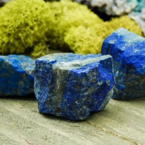 Shop Raw & Rough Lapis Lazuli Stones! Raw Lapis Lazuli Rough Stone | Natural genuine stones & crystals in various shapes & sizes. Buy raw cut, tumbled, or polished gemstones for making jewelry or crystal healing energy vibration raising reiki stones. #crystals #gemstones #crystalhealing #crystalsandgemstones #energyhealing #affiliate #ad