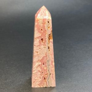 Shop Rhodochrosite Points & Wands! Rhodochrosite, rhodochrosite point, rhodochrosite tower | Natural genuine stones & crystals in various shapes & sizes. Buy raw cut, tumbled, or polished gemstones for making jewelry or crystal healing energy vibration raising reiki stones. #crystals #gemstones #crystalhealing #crystalsandgemstones #energyhealing #affiliate #ad