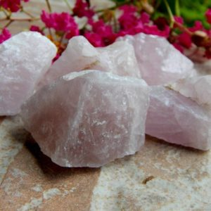 Shop Raw & Rough Rose Quartz Stones! Raw / natural Rose Quartz | Natural genuine stones & crystals in various shapes & sizes. Buy raw cut, tumbled, or polished gemstones for making jewelry or crystal healing energy vibration raising reiki stones. #crystals #gemstones #crystalhealing #crystalsandgemstones #energyhealing #affiliate #ad