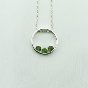 Shop Diopside Pendants! Sterling Silver Chrome Diopside Pendant | Natural genuine Diopside pendants. Buy crystal jewelry, handmade handcrafted artisan jewelry for women.  Unique handmade gift ideas. #jewelry #beadedpendants #beadedjewelry #gift #shopping #handmadejewelry #fashion #style #product #pendants #affiliate #ad