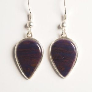 Shop Sugilite Earrings! Sugilite Earrings | Natural genuine Sugilite earrings. Buy crystal jewelry, handmade handcrafted artisan jewelry for women.  Unique handmade gift ideas. #jewelry #beadedearrings #beadedjewelry #gift #shopping #handmadejewelry #fashion #style #product #earrings #affiliate #ad