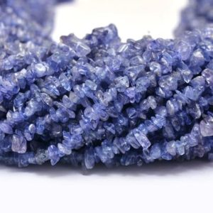 Natural Tanzanite Gemstone Mix Uncut Chips 3mm-4mm Beads | 34inch Strand | Jewelry Making Supplies | Semi Precious Gemstone Smooth Nuggets | | Natural genuine chip Tanzanite beads for beading and jewelry making.  #jewelry #beads #beadedjewelry #diyjewelry #jewelrymaking #beadstore #beading #affiliate #ad
