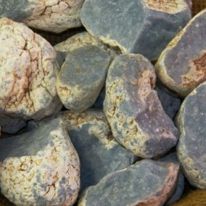 Shop Raw & Rough Angelite Stones! 3000 Carat Lots of Rare High End Angelite Rough Plus a FREE Faceted Gemstone   Natural genuine stones & crystals in various shapes & sizes. Buy raw cut, tumbled, or polished gemstones for making jewelry or crystal healing energy vibration raising reiki stones. #crystals #gemstones #crystalhealing #crystalsandgemstones #energyhealing #affiliate #ad
