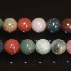 "Shop Agate Round Beads! Natural India Agate Smooth Round Beads,4mm 6mm 8mm 10mm 12mm India Agate Beads Wholesale Supply,one strand 15"",Agate Beads 