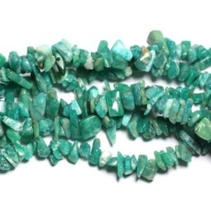 Shop Amazonite Chip & Nugget Beads! About – Stone Beads – Russia Rock Chips 5-12mm – 4558550022196 Amazonite 130pc   Natural genuine chip Amazonite beads for beading and jewelry making.  #jewelry #beads #beadedjewelry #diyjewelry #jewelrymaking #beadstore #beading #affiliate #ad