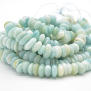 """Shop Amazonite Chip & Nugget Beads! High Quality Grade A Natural Amazonite Semi-precious Gemstone Chunky Chips / Nuggets Beads – approx 8mm – 15mm x 1mm – 6mm –  approx 36""""   Natural genuine chip Amazonite beads for beading and jewelry making.  #jewelry #beads #beadedjewelry #diyjewelry #jewelrymaking #beadstore #beading #affiliate #ad"""