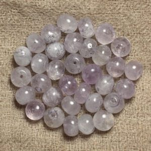 Shop Amethyst Rondelle Beads! Beads – Amethyst Rondelle 8x5mm – 10pc 4558550033055 bag | Natural genuine rondelle Amethyst beads for beading and jewelry making.  #jewelry #beads #beadedjewelry #diyjewelry #jewelrymaking #beadstore #beading #affiliate #ad