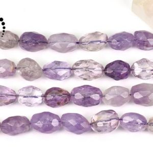 """Shop Ametrine Chip & Nugget Beads! Ametrine faceted nugget beads,crystal quartz,crystal beads,centre drilled bead,natural,gemstone,diy,loose bead,12-15×15-18mm,15"""" full strand   Natural genuine chip Ametrine beads for beading and jewelry making.  #jewelry #beads #beadedjewelry #diyjewelry #jewelrymaking #beadstore #beading #affiliate #ad"""