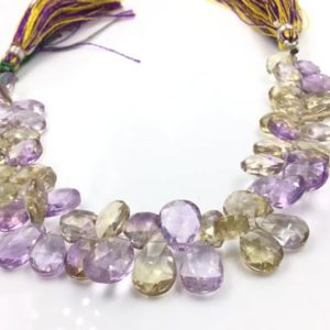 Shop Ametrine Necklaces! Ametrine Drops Faceted  108.05 , Size =6×8 To 10×13 MM 53 Pieces Ametrine Necklace Natural Gemstone  Necklace | Natural genuine Ametrine necklaces. Buy crystal jewelry, handmade handcrafted artisan jewelry for women.  Unique handmade gift ideas. #jewelry #beadednecklaces #beadedjewelry #gift #shopping #handmadejewelry #fashion #style #product #necklaces #affiliate #ad