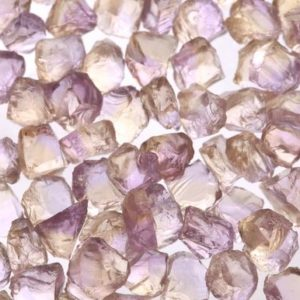 Shop Ametrine Stones & Crystals! Tiny Raw Ametrine Pieces, Rough Ametrine, Genuine Ametrine Crystal, Healing Crystal, Bulk Raw Gemstone, SSAmetrine001 | Natural genuine stones & crystals in various shapes & sizes. Buy raw cut, tumbled, or polished gemstones for making jewelry or crystal healing energy vibration raising reiki stones. #crystals #gemstones #crystalhealing #crystalsandgemstones #energyhealing #affiliate #ad